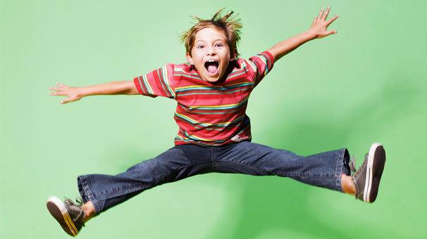 """""""Aşırı hareketli her çocuk hiperaktif değildir"""""""
