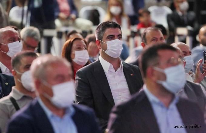 Başkan Gökhan Yüksel Hacı Bektaş Veli Anma Törenine Katıldı