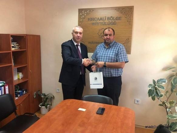 Kartal Belediyesi'nden Kardeş Kent Kırcaali'ye Ziyaret