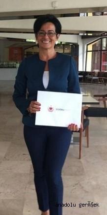 Kartal DOĞRU PARTİ'ye kadın Başkan!